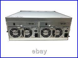 24-Bay Storage 3.5 HDD JBOD SAS Expander Array 4U Promise J830S 2x Controllers