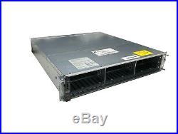 2U Netapp DS2246 24 Bay SAS 6Gb/s Storage Array 2x IOM6 111-00190+A1 X5713A-R6