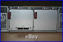 418408-b21 HP Storageworks Msa60 12bay Storage Modular Smart Array No Hdd 1x Sas