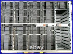 5QTY lot EMC VRA60 DAE-60 SAS 60 Bay Storage Array Enclosure Jbod 3.5'' mini SAS
