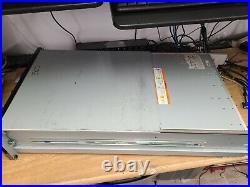 94TB Dell PS6510 EqualLogic iSCSI SAS 48 Drive Storage Array 46x2TB HDD TESTED j
