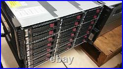 BK824A HP StorageWorks MDS600 Storage Array 70 x 2TB (140TB) 6Gb/s SAS +Rails