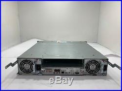 C8R15A- HP MSA 2040 SAN Dual-Controller SFF Storage Array with 24x 300GB 10K HDD