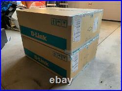 D-Link DSN-4100C xStack Storage 4x1GbE iSCSI SAN array 16 SATA/SAS 3U Rackmount
