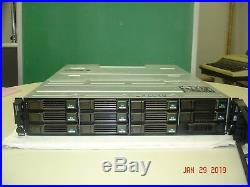 DELL 0VDDDG SC200 COMPELLENT 12 x LFF STORAGE ARRAY, DUAL PSU & 6GB/s SAS I/O