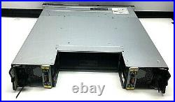 DELL COMPELLENT SC4020 0H1V12 SAS STORAGE ARRAY With LEFT AND RIGHT RAIL SET