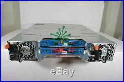 DELL Compellent SC200 Storage Expansion Array 12x2TB SAS 7.2K 00TW47 2PSU