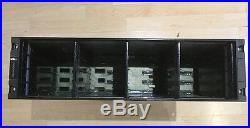 DELL EQUALLOGIC PS3000 94552-01 STORAGE ARRAY SAN WithO 16x HDD, PSUS, CONTROLLERS