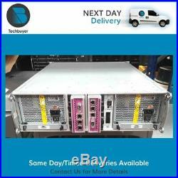 DELL EQUALLOGIC PS4000 STORAGE ARRAY UNIT 2 x TYPE8-CTRL 2 x PSU