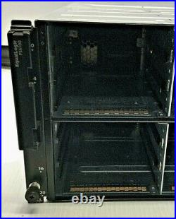 DELL EQUALLOGIC PS6100 E05J 0FFGC3 0MYNPK STORAGE ARRAY CHASSIS WithRAILS