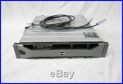 DELL MD1200 12X 2TB SAS 24TB Hard Drive Storage MD3200 MD3200i MD3220i R730