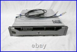 DELL MD1200 12x 3TB SAS 36TB Hard Drives Expansion MD3200 MD3200i MD3220i R730
