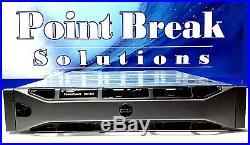 DELL POWERVAULT MD1200 12x 3TB SAS 36TB 2x CTRL 2x PSU + H810 CTRL 3YR WARRANTY
