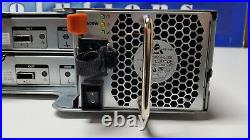 DELL POWERVAULT MD1200 12x 8TB SAS 96TB 2x CTRL 2x PSU 3YR WARRANTY
