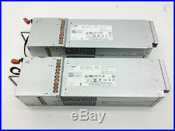 DELL POWERVAULT MD1220 2.5 SAS HDD ARRAY STORAGE 24-BAY 21146GB with 2MD1200