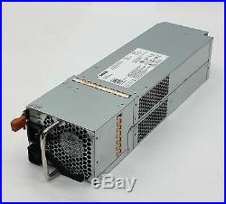 DELL POWERVAULT MD3200i iSCSI SAN STORAGE ARRAY with20770D8 CONTROLLER 2600W PSU