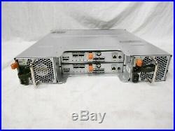 DELL POWERVAULT MD3220 Storage Array 24x 600GB 10K 2.5 SAS Drives 2x Controller