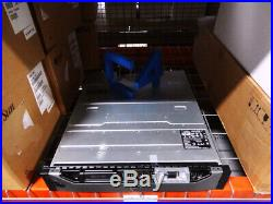 DELL PS6210XS EQUALLOGIC STORAGE ARRAY 17x 1.2TB and 7x 800GB SSD 2.5in, Dual