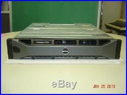 DELL XM3KX SC220 COMPELLENT 24 SFF HDD STORAGE ARRAY, 2 x 700W PSU & 2 x 6GB I/O