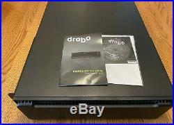 DROBO B1200i 12 Bay Disk Hybrid Storage Array NAS Server + 3 Solid State Drives