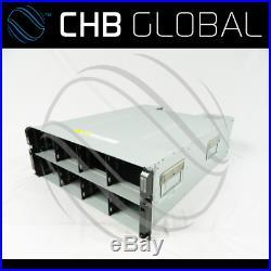 DS4243 Netapp 4U LLF Storage Enclosure Disk Shelf Array with 2 x IOM3 and 2x PSU