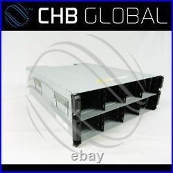 DS4243 Netapp 4U LLF Storage Enclosure NAJ-0801 Array SATA 2 x IOM3 and 2 x PSU