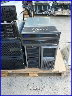 DataDomain ES20 16 Bay HDD storage Array w 2x SAS Expansion Cards 89363-05