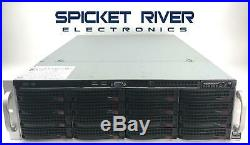 Dell Compellent CT-040 16 Bay SAN Storage Array with 16 Trays