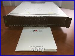 Dell Compellent EB-2425 15TB 24 BAY SAS STORAGE ARRAY JBOD 7x Enclosures