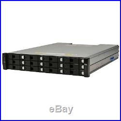 Dell Compellent HB-1235 12 LFF Bay 12TB (12x 1TB) Storage Array