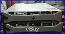 Dell Compellent SC200 12-Bay 2U SAS Storage Array 9x 600GB 15k SAS HDD 02R3X