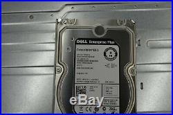 Dell Compellent SC200 12-Bay 2U SAS Storage Disk Array 11 x 2TB SAS HDD T7F78