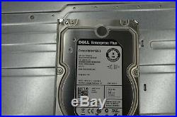 Dell Compellent SC200 12-Bay 2U SAS Storage Disk Array 12 x 2TB SAS HDD