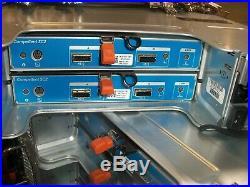 Dell Compellent SC200 12-Bay 3.5 2U SAS Storage Disk Array 12 x 4TB SAS HDD