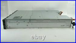 Dell Compellent SC200 12 Bay Expansion Enclosure Shelf With SC2 Controller and PSU