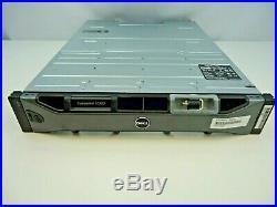 Dell Compellent SC200 3.5 Expansion Enclosure Storage Array 2x 0TW47 2x R0C2G