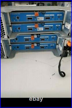 Dell Compellent SC20012-Bay 3.5 2U SAS Storage Disk Array12 x 2TB SAS HDD