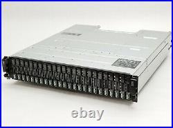 Dell Compellent SC220 2.5 24-Bay Storage Array 24TB (24x1TB) +20TW47 Module