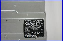 Dell Compellent SC220 2.5 24 Bay Storage Array with 24 X 1 TB HDD 2X P/S 2X EMM