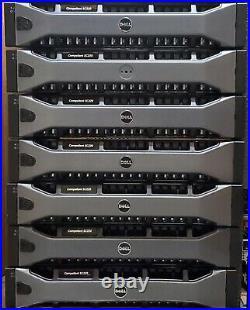 Dell Compellent SC220 24TB Storage Expansion Array Enclosure 24x 1TB VXTPX