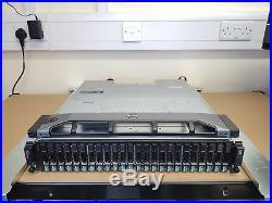 Dell Compellent SC220 2U 24TB (24x 1TB 7.2K) JBOD SAS 2.5'' SFF Storage Array