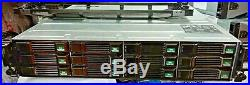 Dell Compellent SC220 Expansion Storage with 12 x Dell 3TB SAS 6Gbps HDD