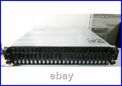 Dell Compellent SC220 Storage Array 24Bay 18x300GB 15K SAS 2xDual SAS Controller