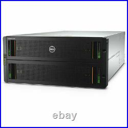 Dell Compellent SC280 5U Storage Array 320TB 80x 4TB 7.2K SAS 12Gbps