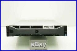 Dell Compellent SC4020 24-bay Storage Array E10J-DL-FRU with 4-slot FC Controller