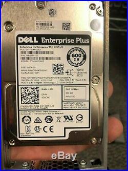 Dell Compellent SC4020 iSCSI Storage Array +12x DELL
