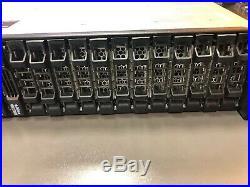 Dell Compellent SC4020 iSCSI Storage Array +12x DELL ETERPRISE PLUS 600GB 15k