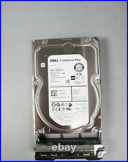 Dell EqualLogic 6TB 3.5 SAS hard drive Seagate ST6000NM105