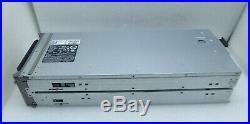 Dell EqualLogic PS-M4110 SAS Blade Array Storage READ AD