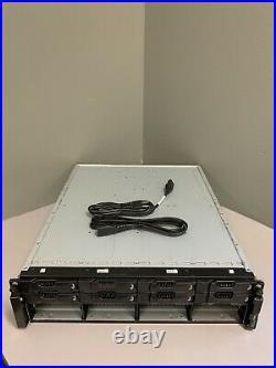 Dell EqualLogic PS4000 4GB Dual Control Module 8 Storage Array 2x 450W PSU